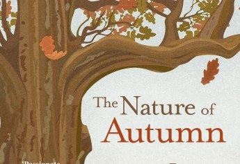 The Nature of Autumn longlisted for the Wainwright Prize 2017