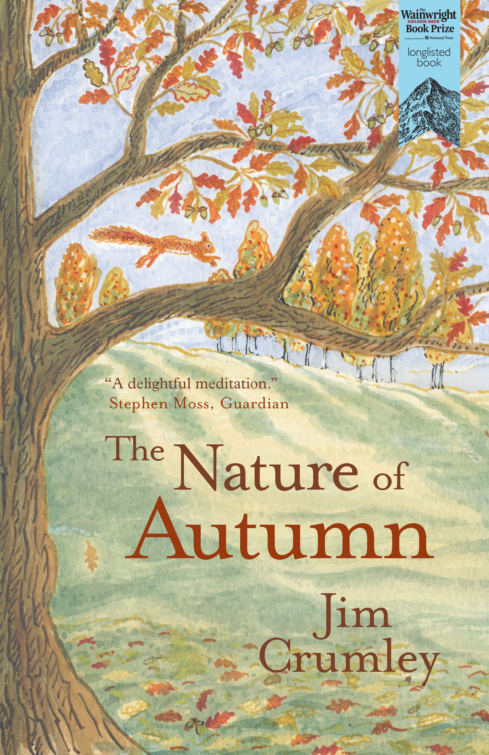 New paperback edition of The Nature of Autumn