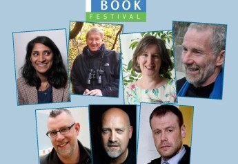 Not To Be Missed! Saraband authors at Edinburgh International Book Festival
