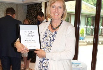The Gathering Tide scoops prize at Lakeland Awards