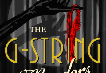 The G-String Murders: Gypsy Rose Lee's classic pulp fiction