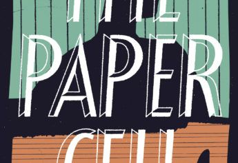 "The Paper Cell: the first title in Contraband's new ""Pocket Crime Collection"""