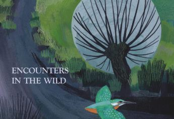 Otter and Kingfisher: two new Encounters in the Wild titles