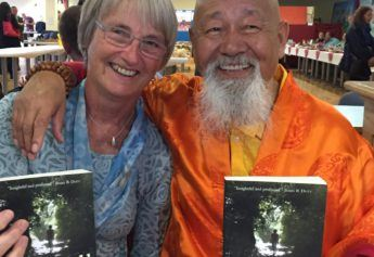 'Mary & the Lama' at Borders Book Festival