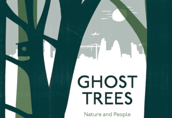Ghost Trees longlisted for the Rathbones Folio Prize 2019
