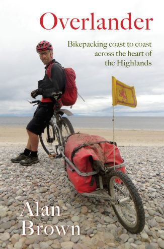 Cycling across the heart of the Highlands