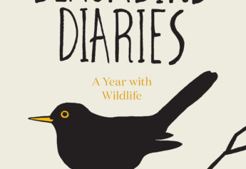 The Blackbird Diaries selected for Read Regional 2019