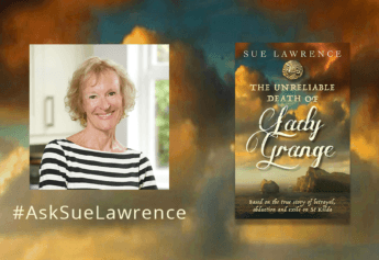 #VirtualBookLaunches ft. Sue Lawrence