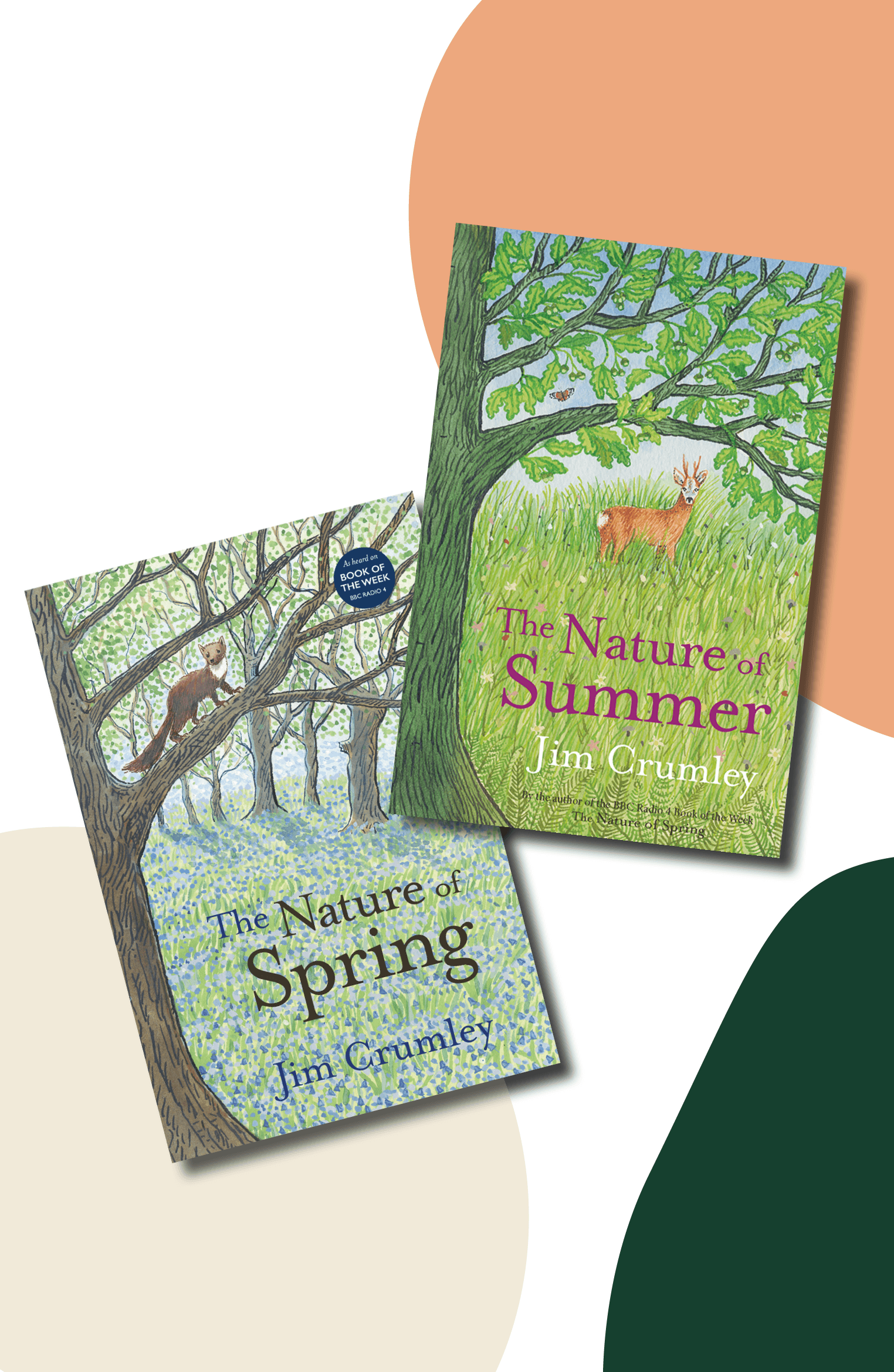 Exclusive Seasons Bundle: The Nature of Summer & The Nature of Spring