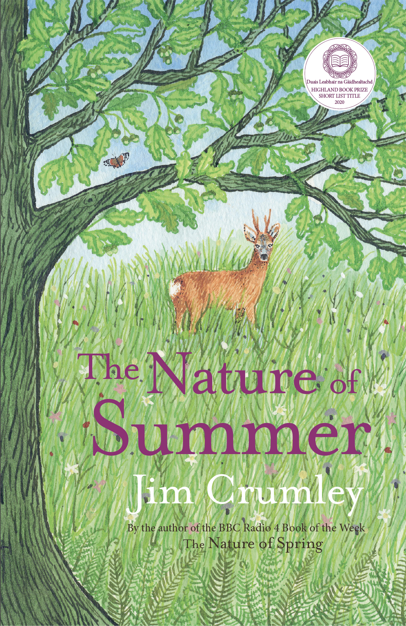 Nature of Summer (Paperback)